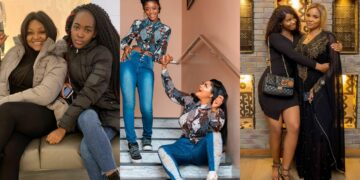 Sunday Special: Real reasons Iyabo Ojo, Biodun Okeowo, Mercy Aigbe are showing off their daughters on social media