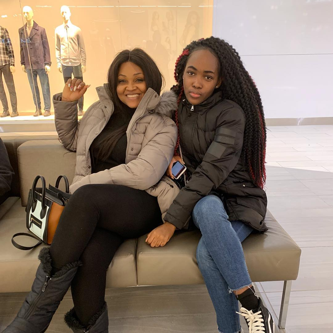 Real reasons Iyabo Ojo, Biodun Okeowo, Mercy Aigbe show off their daughters on social media