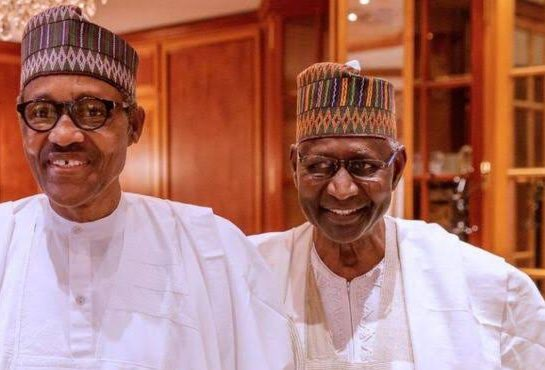 Buhari's chief of staff, Abba Kyari, suspected of contracting Coronavirus, reportedly down with illness after Germany trip
