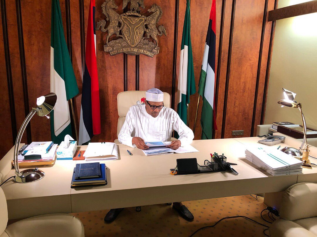 Buhari releases over N15b emergency fund to tackle coronavirus