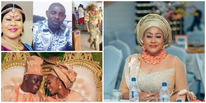 Actress, Ngozi Ezeonu finally replies her ex-husband on allegedly marrying their daughter off without his consent