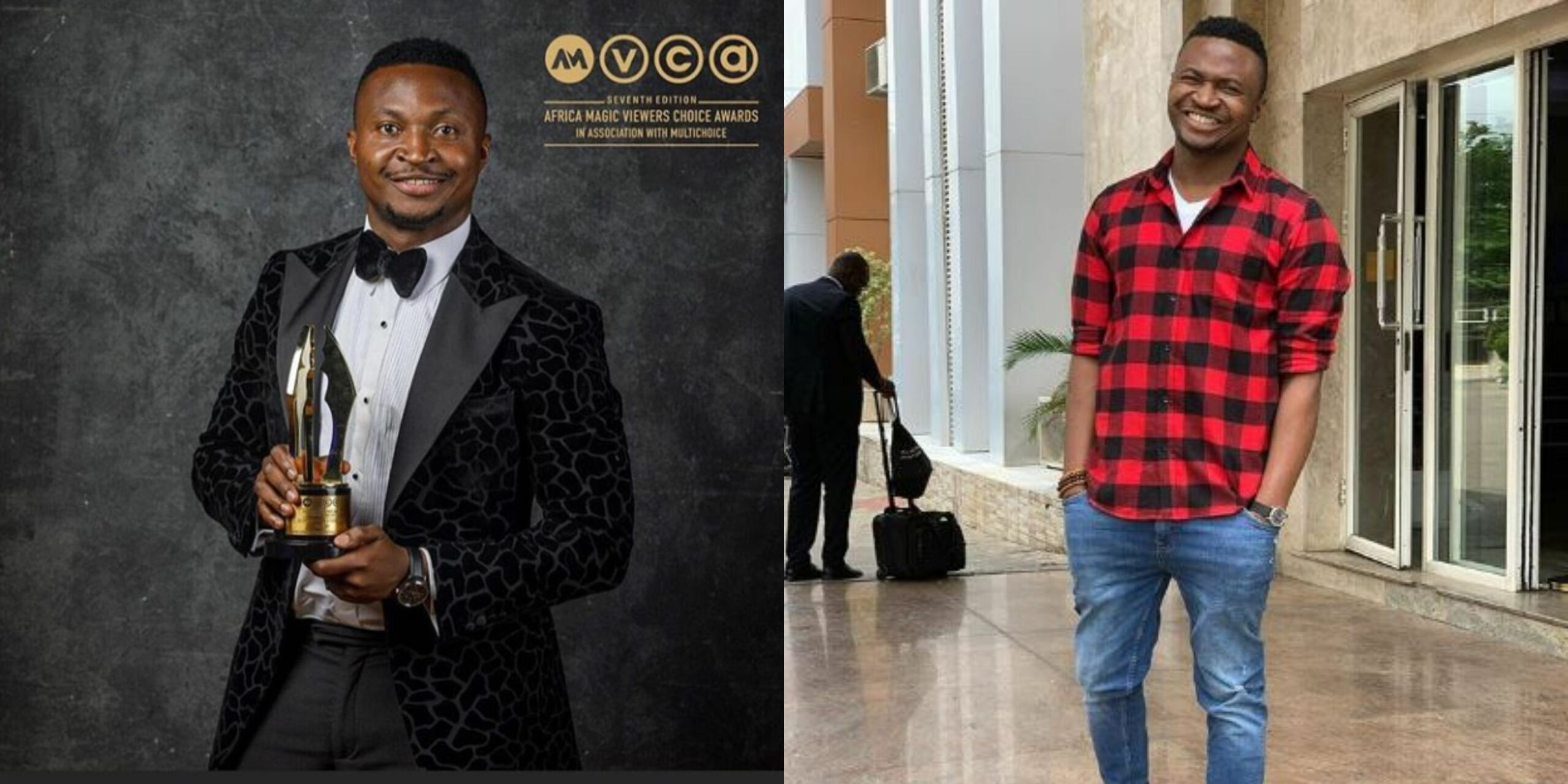 I'll sue Seun for spreading Coronavirus at the AMVCA & endangering lives - Comedian Funnybone