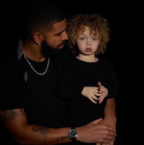 Drake pens own emotional message to his son with former P_rnstar, Sophie Brussaux