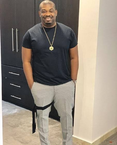 """I entered his DMs and my life changed"" - Mr Macaroni shares a touching story of how Don Jazzy sent him N150k 8years ago"