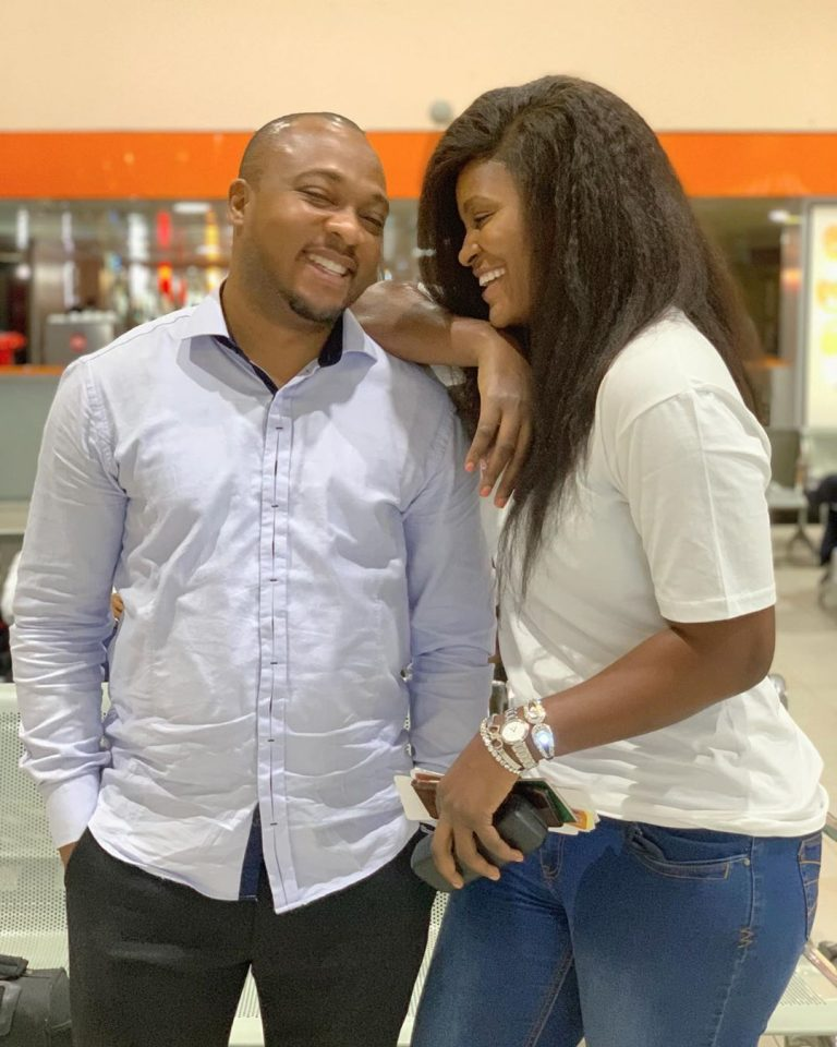 Actress Chizzy Alichi pens down an emotional message as her husband celebrates his birthday