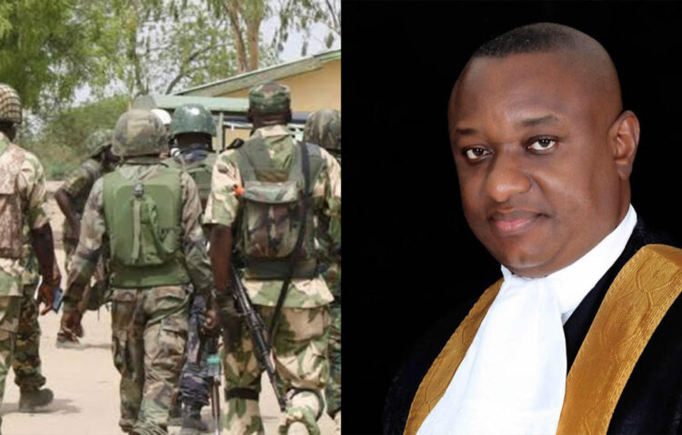 Festus Keyamo condemns the 'Barbaric' killing of young man by soldiers enforcing lockdown order in Delta
