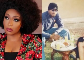 "'I remember around 2003-2006, when you used to ""sweat"" roaming from one set to the other'- Movie producer blasts Rita Dominic"