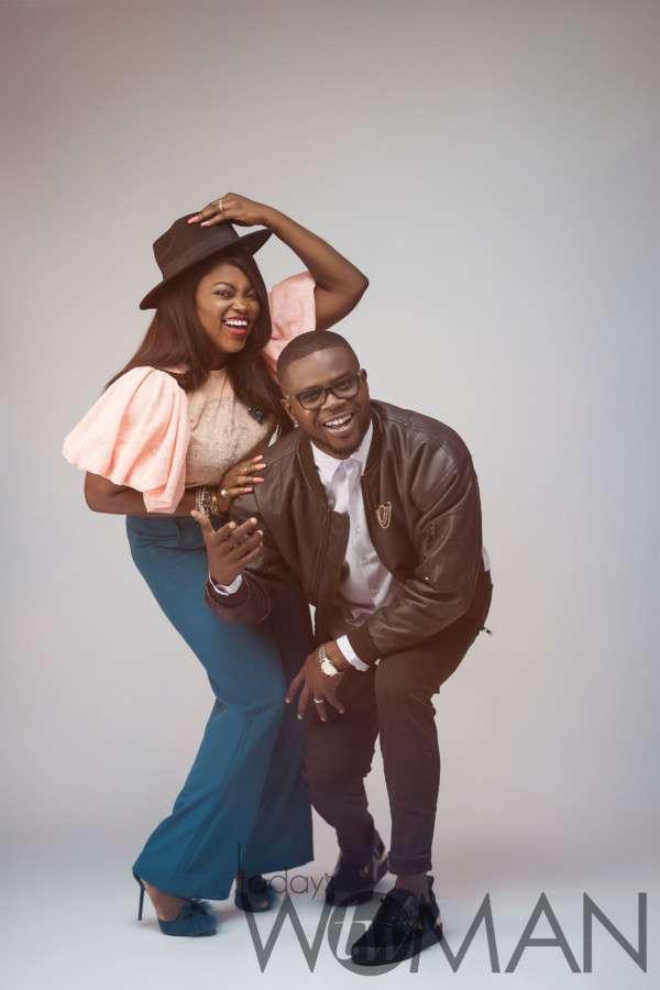 Funke Akindele reveals why she married JJC Skillz despite babymama rumors