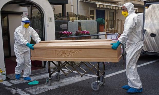 Five-Year-Old Dies From Coronavirus In UK