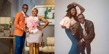 Funke Akindele reveals why she married JJC Skillz despite babymama rumors