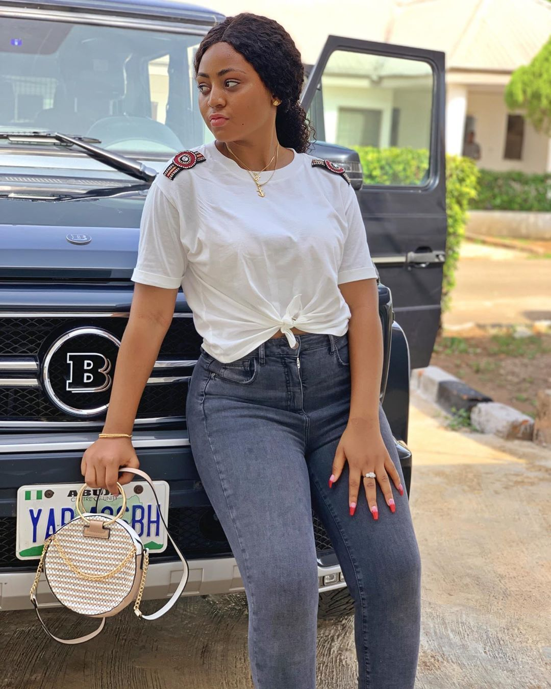 The silent war between Mercy Johnson and Regina Daniels - They don't even follow each other on SM (Details)