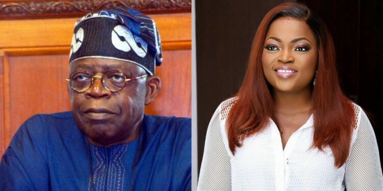 """""""Tinubu also celebrated his Birthday"""" Nigerians react as Police arrest Funke For organising a party"""