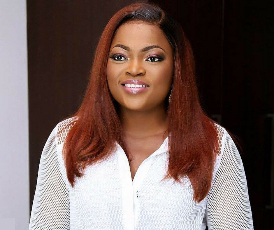 I just pray I survive this - Funke Akindele reacts after arrest for flouting Coronavirus lockdown order (Photo)