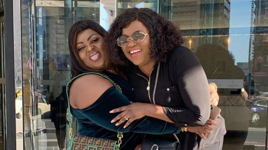 Actress, Eniola Badmus breaks silence amidst Funke Akindele's prosecution