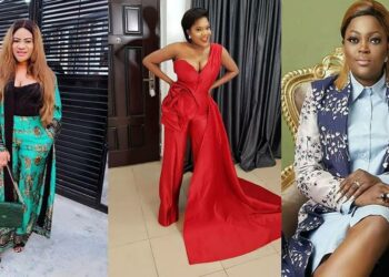 Toyin Abraham, Nkechi Blessing, others remain silent amidst Funke Akindele's crisis with the government