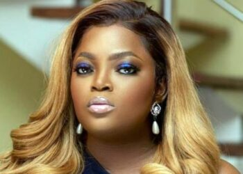 'Funke Akindele is suffering the consequence of not attending her late father's burial' – Man claims