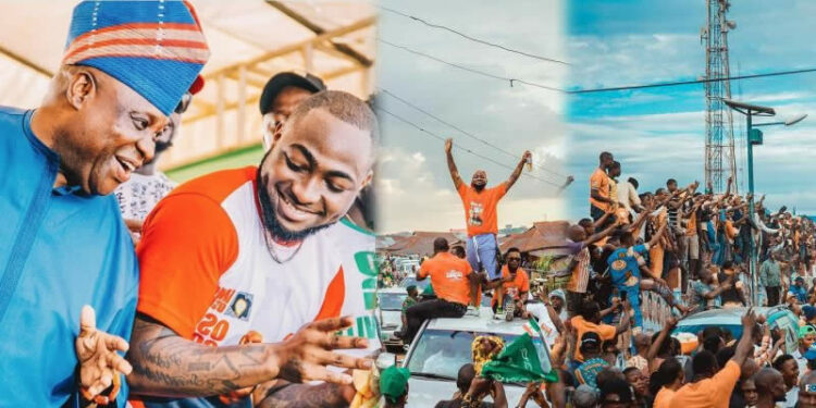 Davido declares his political ambitions in the near future, vows to takeover the old hags in the government