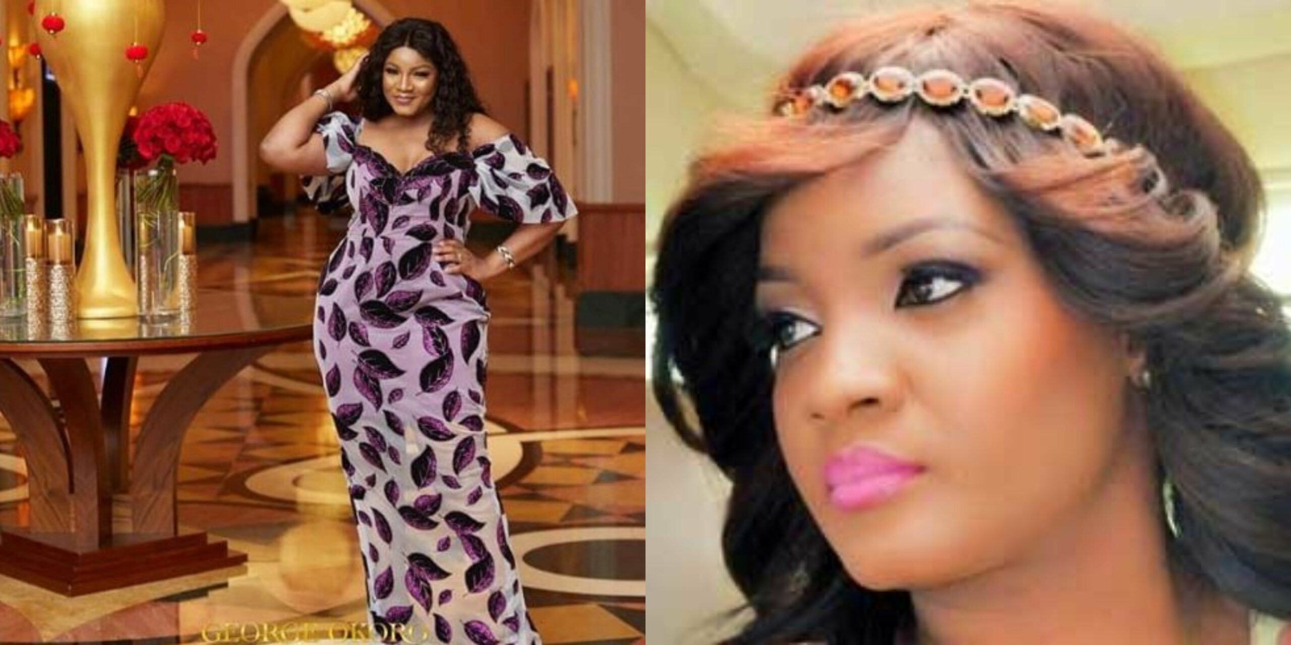 Nollywood Actress, Omotola Jalade-Ekeinde mourns after losing cousin to death in the UK