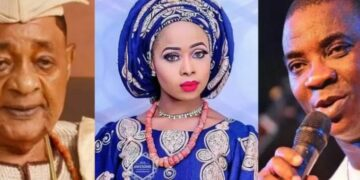 If I had an affair with KWAM 1, may the oracles in the Alaafin of Oyo's palace punish me – Olori Badirat