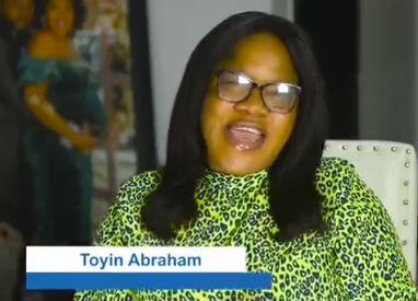 """You downgraded Funke Akindele, there is God oh"" - Fans at loggerheads as NCDC oust Funke Akindele for Toyin Abraham"