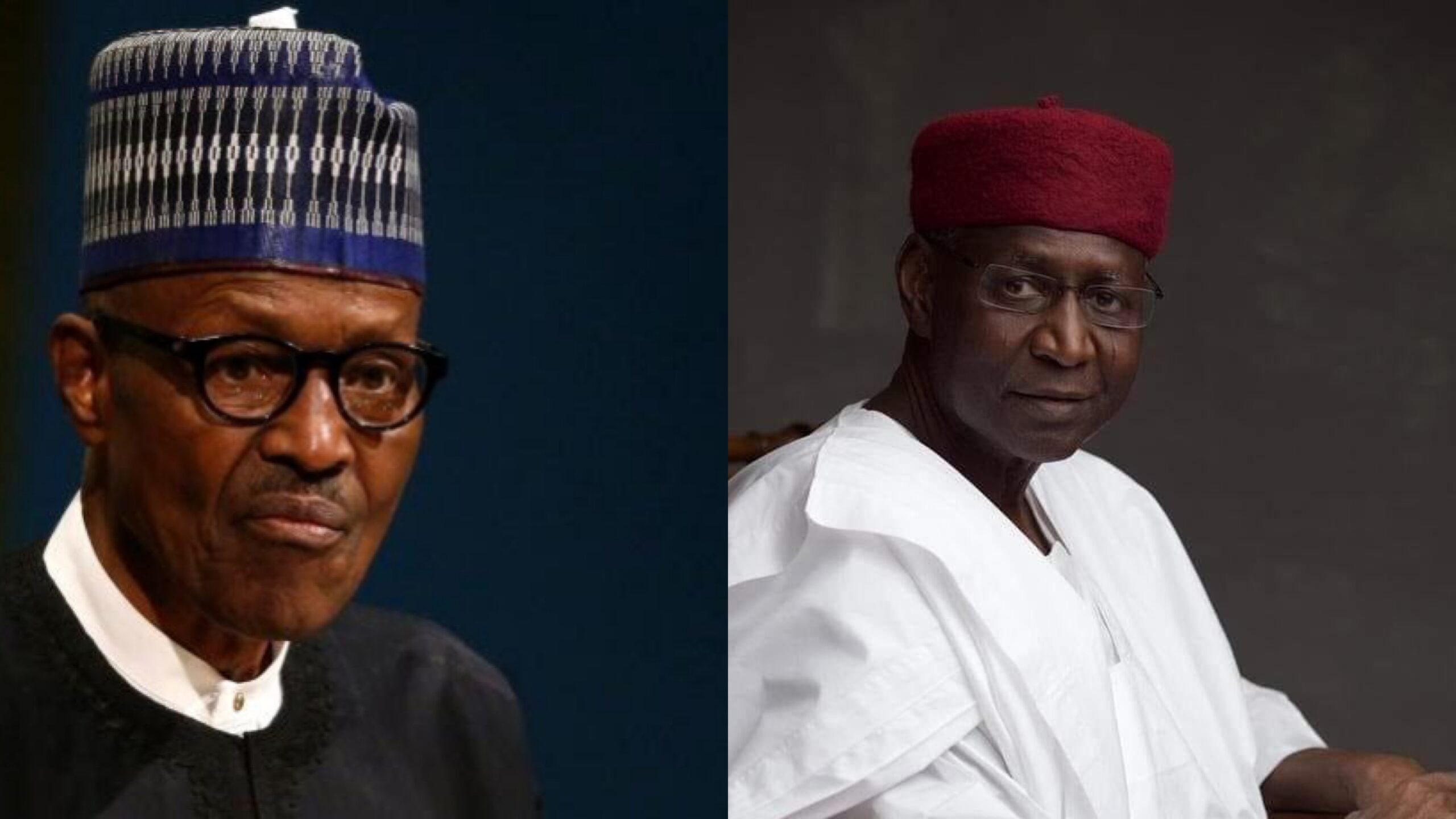 I have known Abba for 42years -Buhari tells untold stories as he mourns late Chief of Staff
