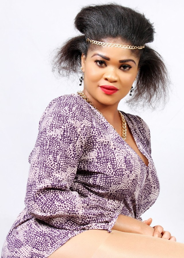 Lockdown won't stop Nigerian men from cheating on their partners – Actress Wini Lazarus