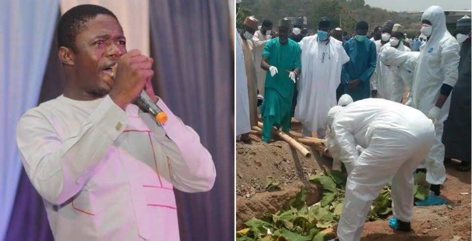 I can raise Abba Kyari from the dead - Nigeria Pastor