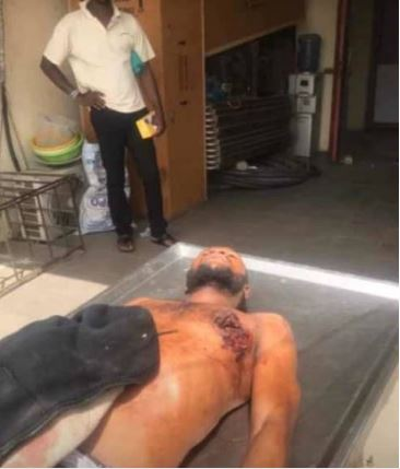 How landlord killed a 26-year-old professional football during community vigilante over unsettled beef (Photos)