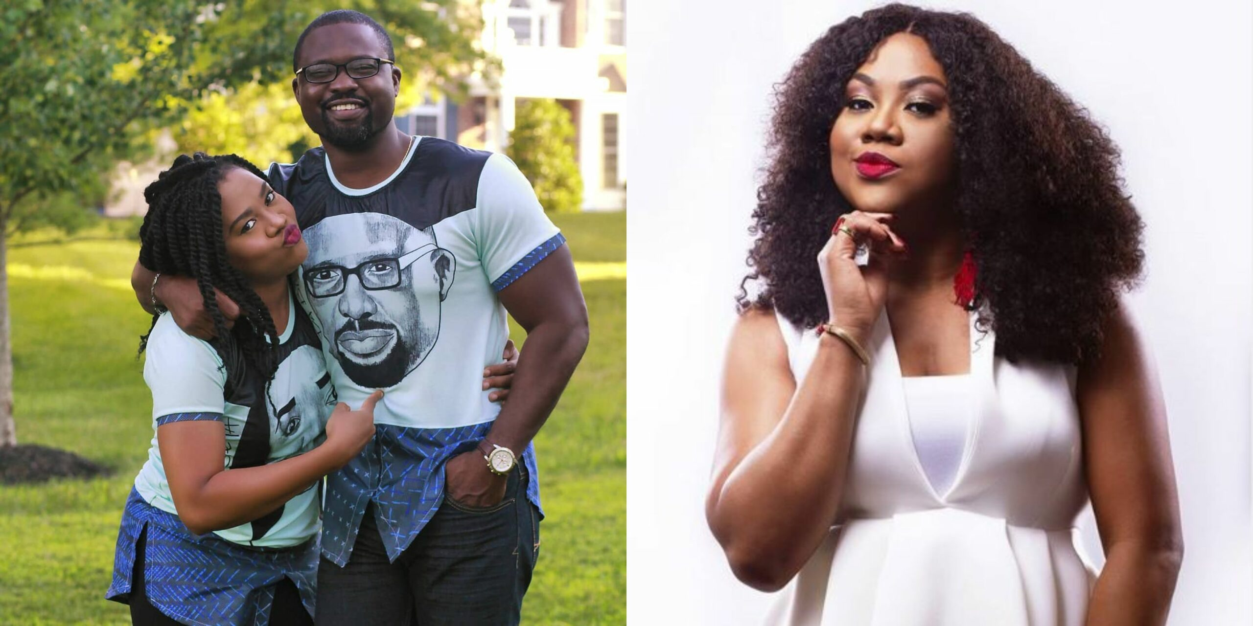 'With you, my life is blessed' – Daniel Ademinokan celebrates wife, Stella Damasus as she clocks 42