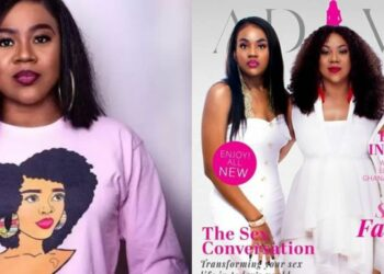 Stella Damasus flaunts her grown-up daughters for the first time - Gosh! They are beautiful (Photos)