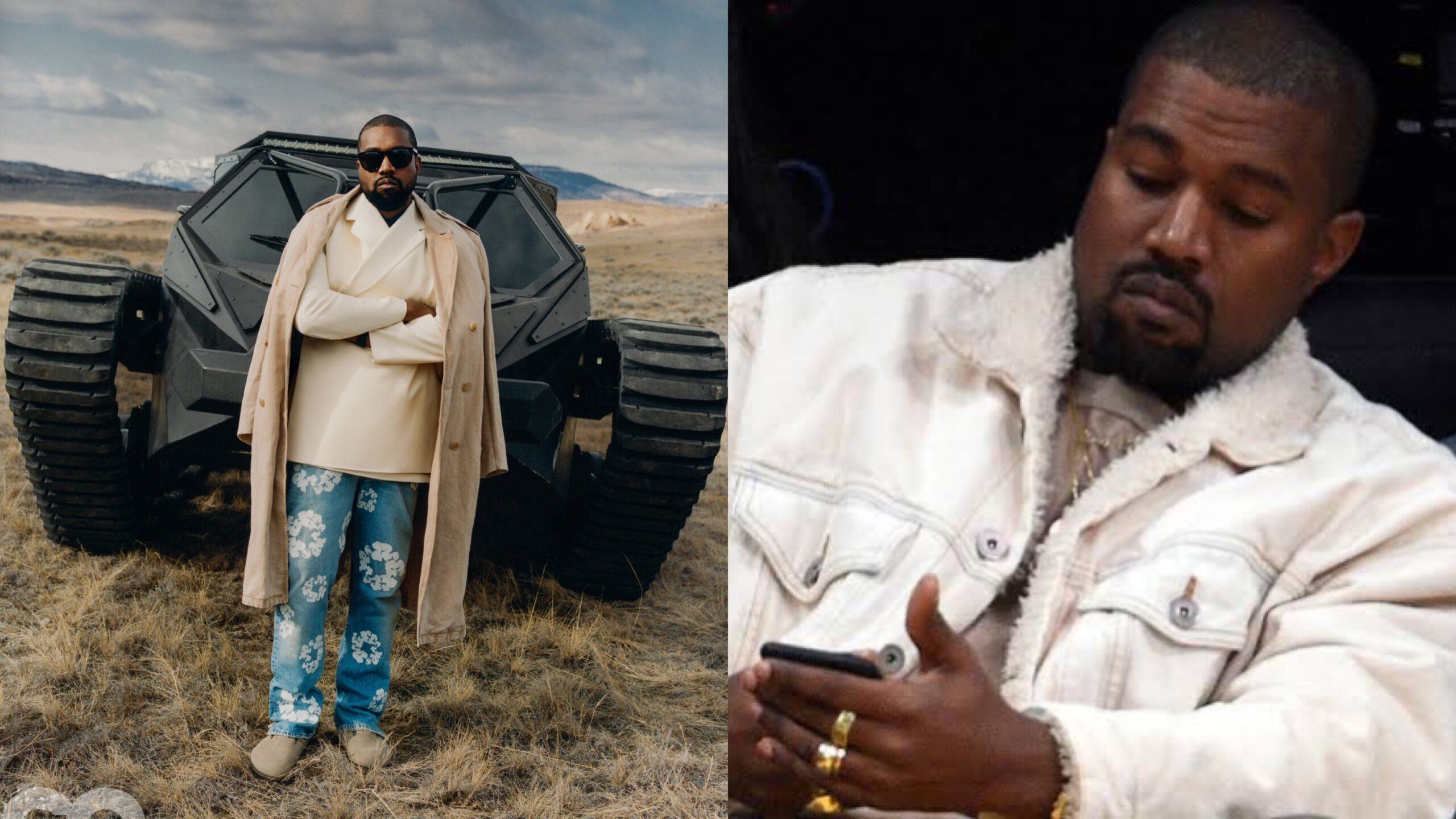 Forbes says Kanye West is now a billionaire with $1.2billion -Ye slams them to do the maths well as he claims $3.3billion