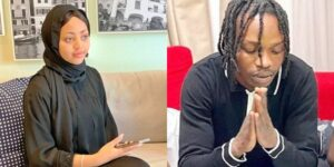 Celebrities that have 'suspended' their old ways because of Ramadan -Naira Marley is now a Sheikh on Social media