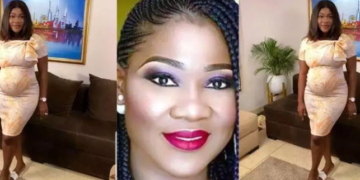 'You Will Deliver Like The Hebrew Women' – Toyin Abraham, Tonto Dikeh, Others Pray For Mercy Johnson
