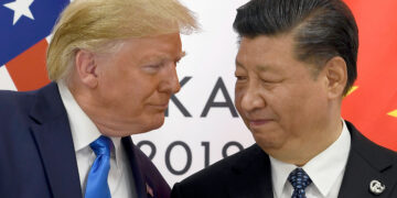 Donald Trump says US will Bill China more than $160billion for Coronavirus Damage