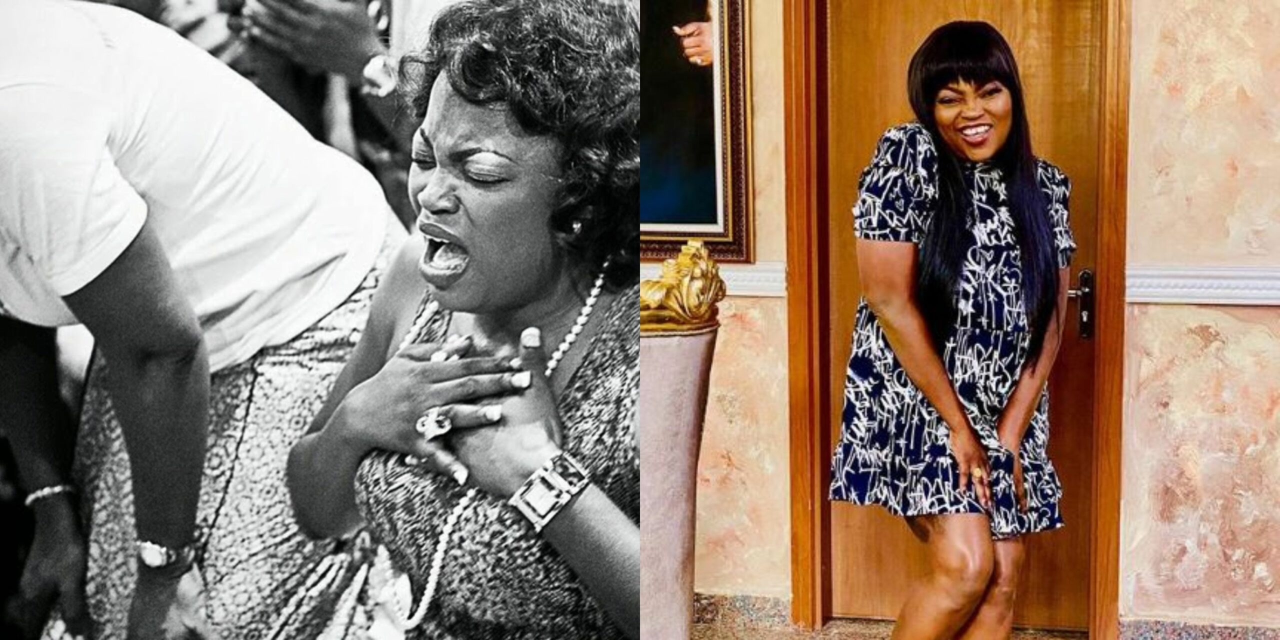 How Funke Akindele went back to her 'source' and came back stronger after arrest and conviction saga