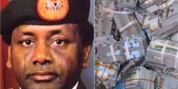 Nigeria receives $311.7m Abacha loot from US
