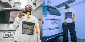 I am still a rabbit -Peruzzi downplays his place in the Nigerian music scene