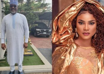 Iyabo Ojo allegedly set to wed Dino Melaye (Details)