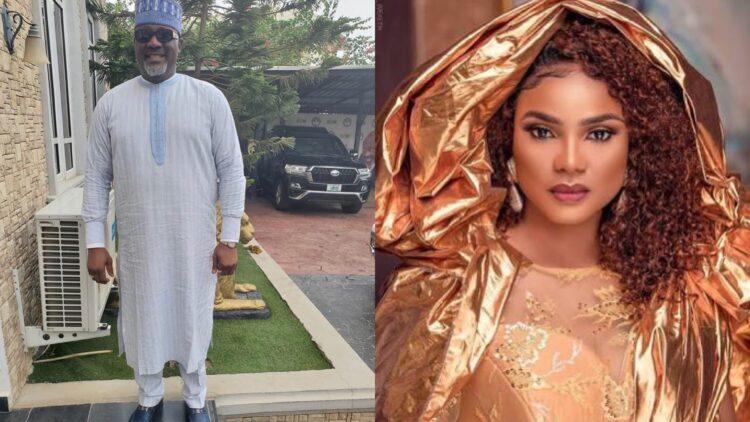 Iyabo Ojo allegedly set to wed Dino Melaye (Details)