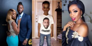 TeddyA celebrates his first son as he clocks 7