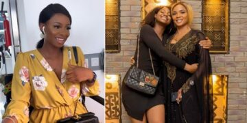 I am too young to have a boyfriend – Iyabo Ojo's daughter, Priscilla said