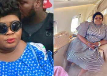 I miss my mom and dad -Heartbroken Eniola Badmus cries out (Photo)