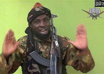 Shekau weeps in new audio, seeks protection against Nigerian troops' firepower