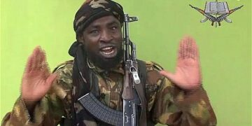 Shekau weeps in new audio, seeks protection against Nigerian troops' firepower