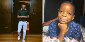 'When was the last time you saw him?' – Nigerians blast Wizkid as he celebrates son, Boluwatife's birthday