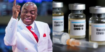 """Nobody should be forced to take it"" -Bishop Oyedepo warns Nigerians against COVID-19 vaccine"
