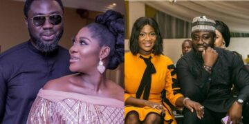 Mercy Johnson celebrates husband, Prince Okojie on his birthday (Photos)