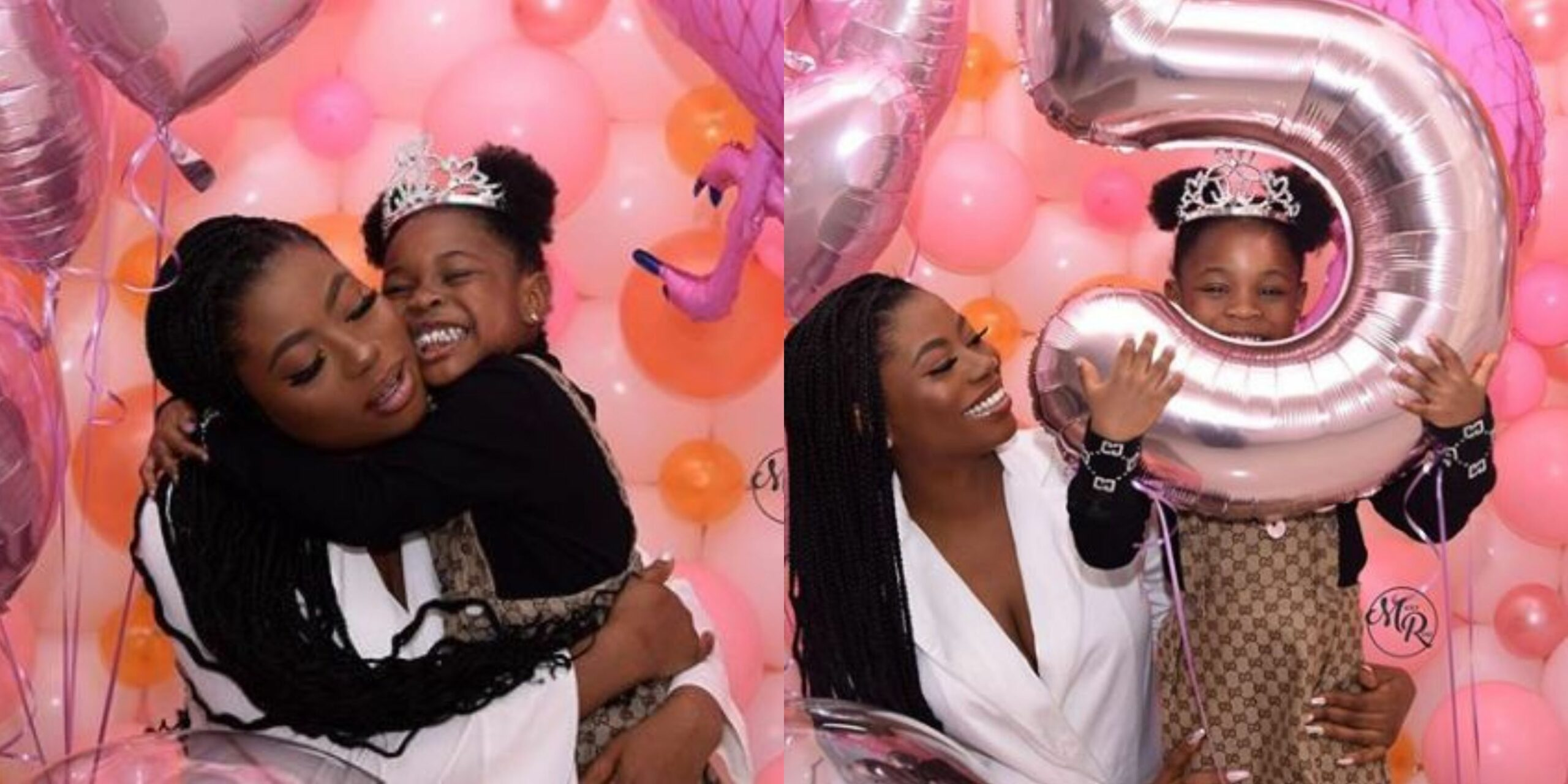 Your father and I created perfection -Sophie Momodu pens down heartfelt message on Imade's birthday
