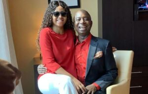 Sit down and eat my friend -Cute video of Ned Nwoko pampering his pregnant wife, Regina Daniels surfaces online