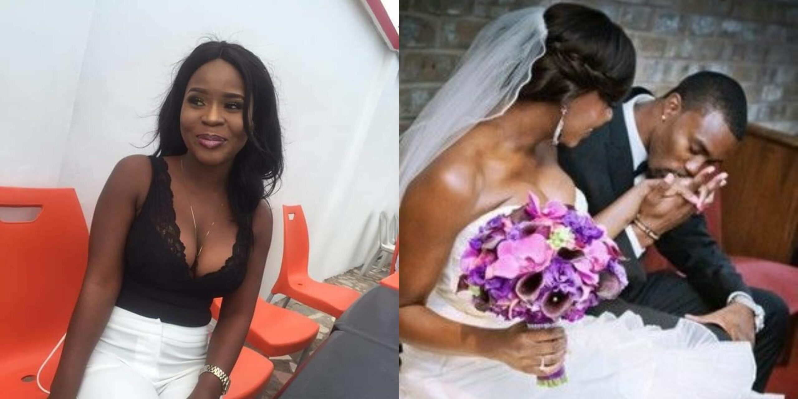 I told Anita to test my boyfriend if he loves me, they are now married with 2 kids - Nigerian Lady laments